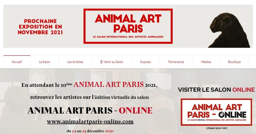Animal art paris